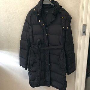 Jcrew puffer coat